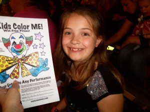 Kids Color Contest
