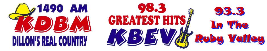 KDBM-KBEV Radio