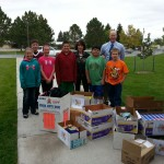 Annual KDBM-KBEV School Supply Drive Parkview Elementary School