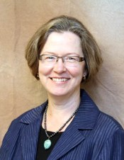 New UMW Chancellor, Beth Weatherby