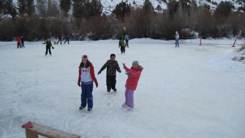 Skating Pond Bannack